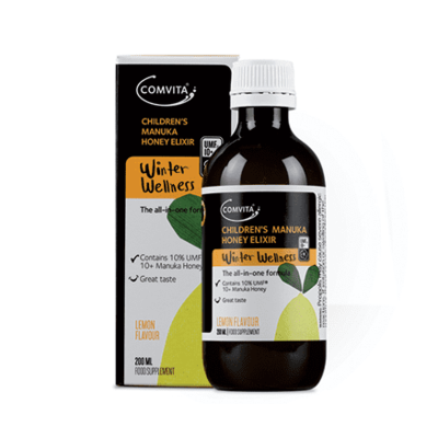 Comvita Children's Manuka Honey Elixir 200ml