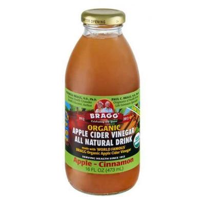 Bragg Organic Apple & Cinnamon Apple Cider Vinegar 473ml