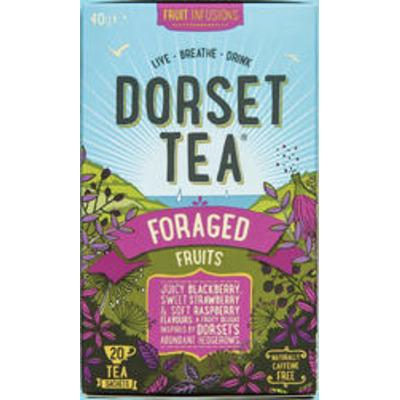 Dorset Tea Foraged Fruits Tea 20 Bags