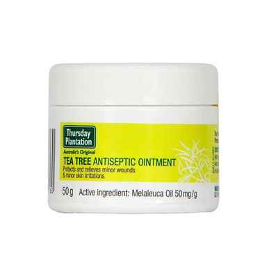 Thursday Plantation Tea Tree & Vitamin E Ointment 50g