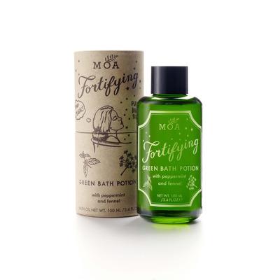 Moa Fortifying Green Bath Potion 100ml