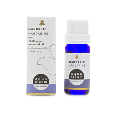 Aqua Oleum Mandarin Essential Oil 10ml