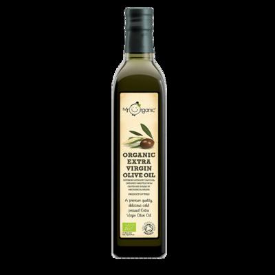 Mr Organic Extra Virgin Olive Oil 500ml