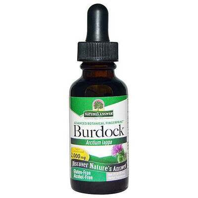 Natures Answer Burdock Root 30ml