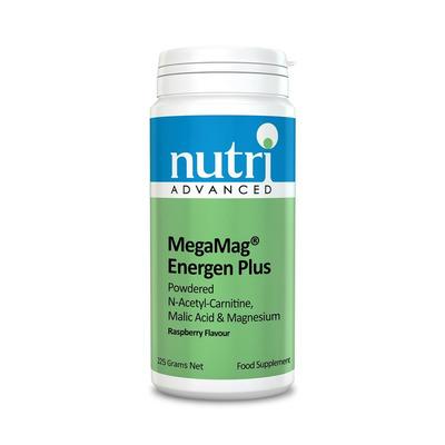 Nutri Advanced MegaMag Energen Plus Raspberry 225g