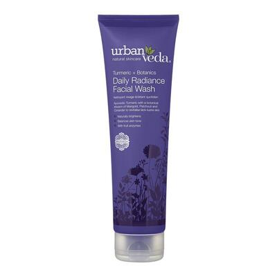 Urban Veda Radiance Daily Facial Wash 150ml