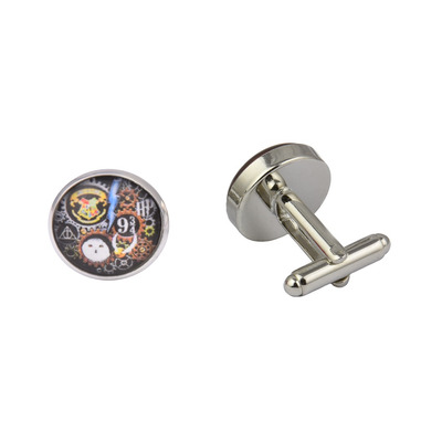 Steampunk Harry Potter Cufflinks