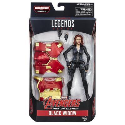 Marvel Avengers Legends Series: Black Widow