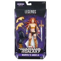 Image of Marvel Guardians Of The Galaxy 6-Inch Legends Series Marvel's Angela