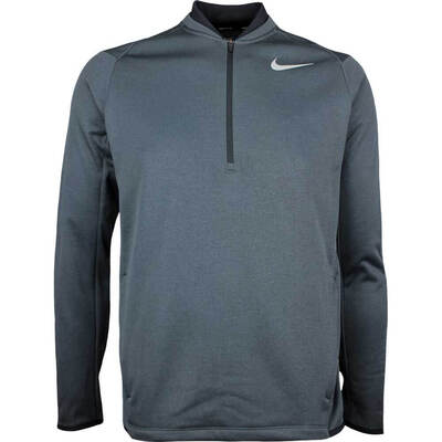 Nike Golf Pullover Therma Fit Half Zip Anthracite AW17