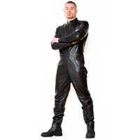 Leather Men's Catsuits