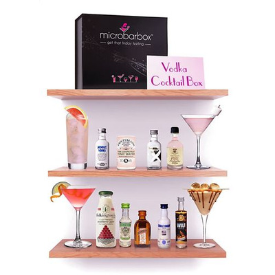 Vodka Cocktail box