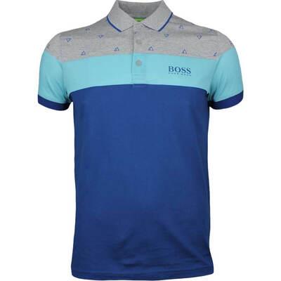 Hugo Boss Golf Shirt Paddy MK 1 Grey Melange FA17
