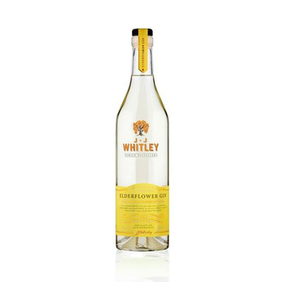 JJ Whitley Elderflower Gin 70cl