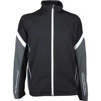 Galvin Green Waterproof Golf Jacket - ALLEN - Black 2018