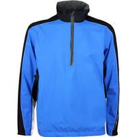 Galvin Green Waterproof Golf Jacket - AYERS Paclite - Kings Blue AW17
