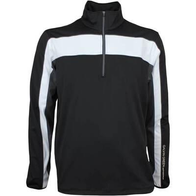 Galvin Green Golf Jacket BLAKE Windstopper Black AW17