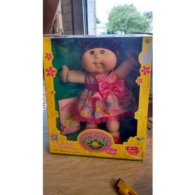 Cabbage Patch Kids I Am A....Party Girl (Red Hair)
