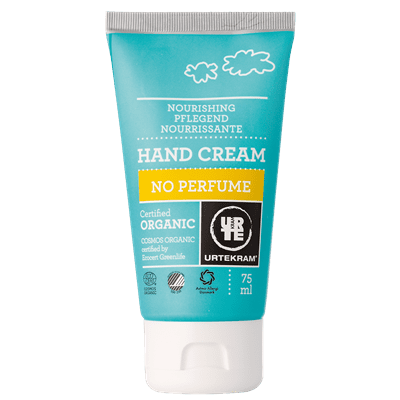 Urtekram Organic No Perfume Hand Cream 75ml