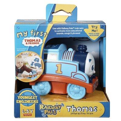 Thomas & Friends   My First Thomas   Railway Pals   Thomas Interactive Train