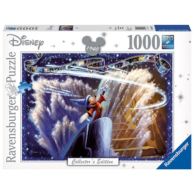 Ravensburger Disney Collectors Edition Fantasia 1000pc Jigsaw Puzzle