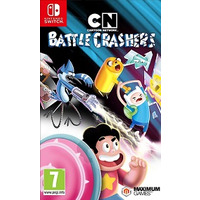 Image of Cartoon Network Battle Crashers