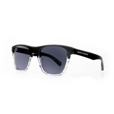 Henrik Stenson Street Sunglasses DAYLIGHT Black White
