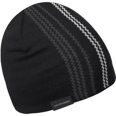 Galvin Green Golf Hat BRAY Windstopper Beanie Black AW17