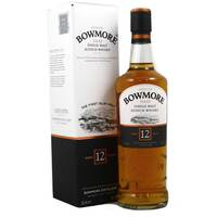 Bowmore 12 Year Old Whisky 35cl