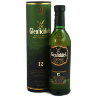 Glenfiddich 12 Year Old Whisky - 20cl