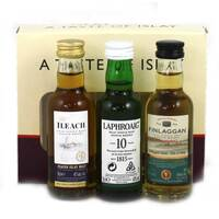 A Taste of Islay Whisky Gift Pack (3x5cl)