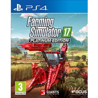 Image of Farming Simulator 17 Platinum Edition