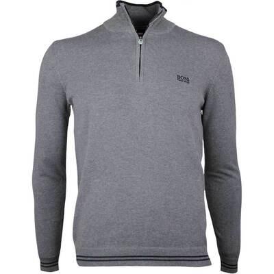 Hugo Boss Golf Jumper Zime Mid Grey PS18