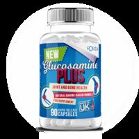 FORZA Glucosamine Plus - Joint, Bone Health & Arthritis Relief - 90 Capsules