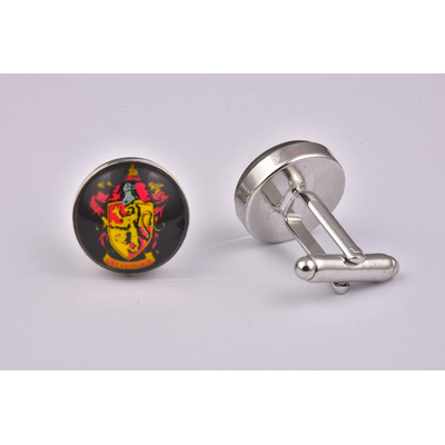 Harry Potter Gryffindor Logo Cufflinks