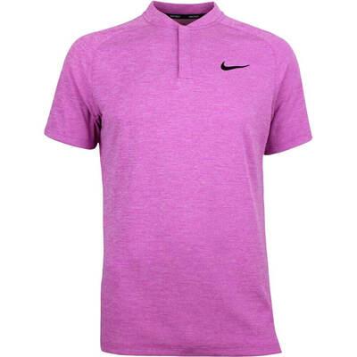 Nike Golf Shirt Aeroreact Momentum Blade Hyper Magenta SS18