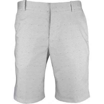 Nike Golf Shorts NK Flex Slim Micro Dot White SS18