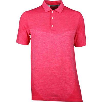 Puma Golf Shirt Evoknit Seamless Paradise Pink SS18