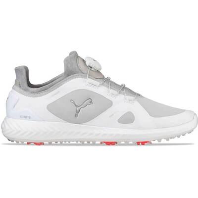 Puma Golf Shoes Ignite PWRADAPT Disc White SS19