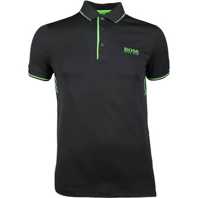 Hugo Boss Golf Shirt Paule MK 1 Black SP18