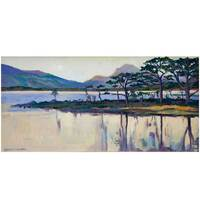 """Image of """"Memories of Maree"""" Loch Marree/WesterRoss â€"""" Signed Limited Edition Print"""
