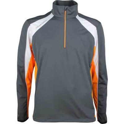 Galvin Green Golf Jacket LENNOX Interface 1 Iron Grey Orange 2018