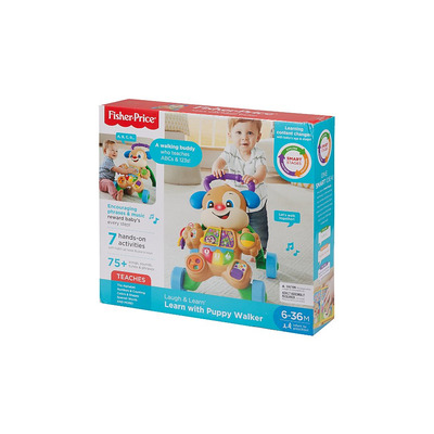 Fisher Price Smart Stages Puppy Walker English/French