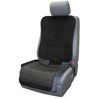 Prince Lionheart 2 Stage Car and Booster seat Saver - Black