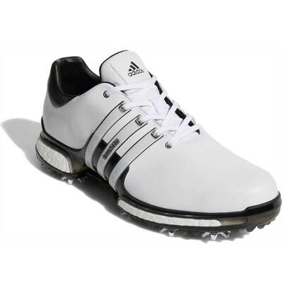 Adidas Golf Shoes Tour360 Boost 20 White Black 2018