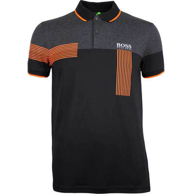 Hugo Boss Golf Shirt Paddy Pro 2 Black PF18