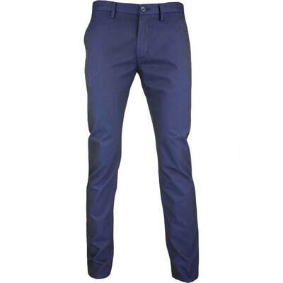 Hugo Boss Golf Trousers Rogan 2 Chino Black Blue PF18