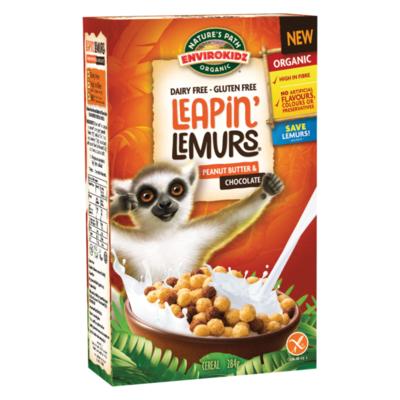 Nature's Path Envirokidz Leapin' Lemurs 284g