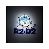 R2-D2 (Star Wars) Minis 3D Light