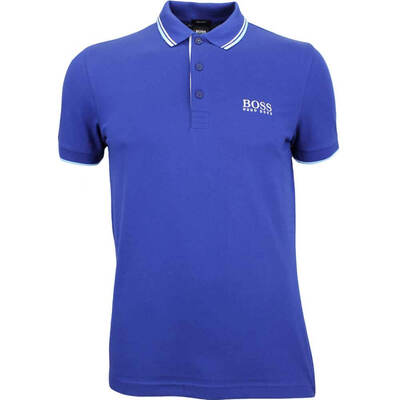 Hugo Boss Golf Shirt Paddy Pro Blue Depths FA18
